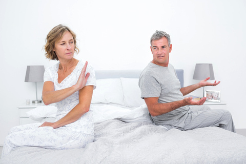 Marriage lack of sex
